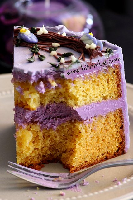 настроение с торта пролет