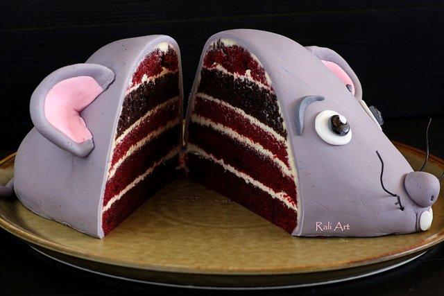 торта мишка за рожден ден