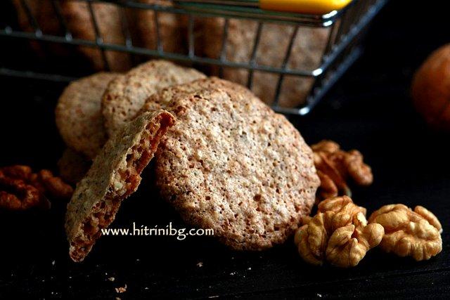 Вкусните домашни ореховки