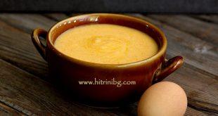 сос за сарми с яйца