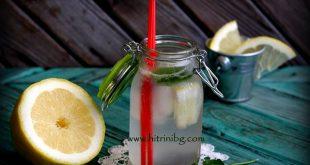 домашно приготвен джин фис