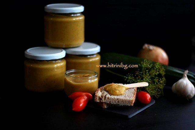 Сос от тиквички