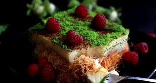 кадаиф с крем за десерт