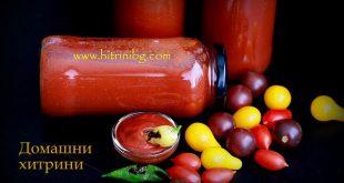 сос от домати