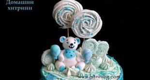 Домашна торта за бебе