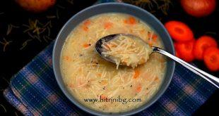 Супата с фиде