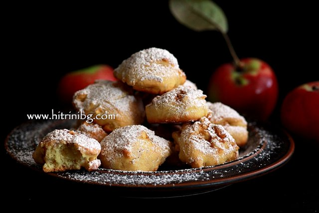 Сладки бисквити