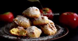 Бисквитите с ябълки