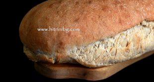 Хлябът с бира
