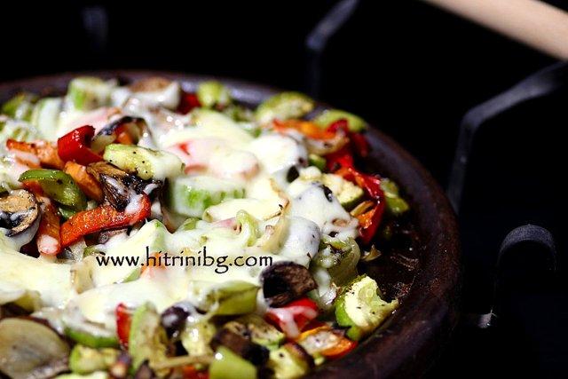Зеленчуковия сач