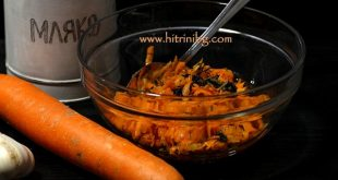 Таратора с моркови