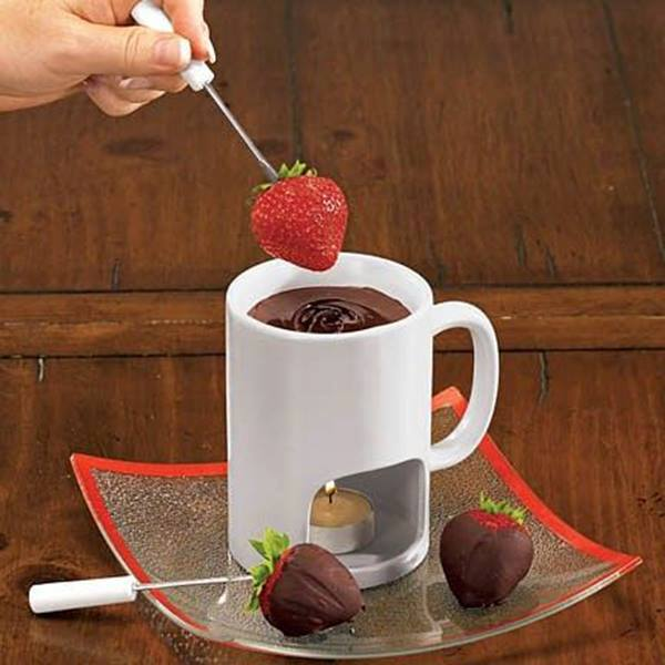 шоколадова ягода