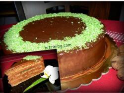 торта Гараш- майсторска рецепта