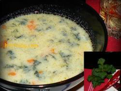 супа от коприва през пролетта