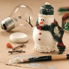 Коледна украса за елхата ви