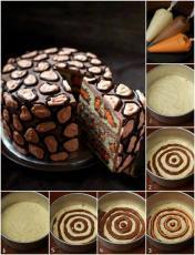 Торта - Леопардова торта