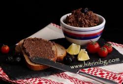 Маслинова паста - лесна рецепта