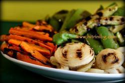 Зеленчуци на скара - лесни за приготвяне