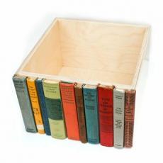 сейф от книги в библиотеката
