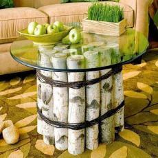 Уникална маса за хола.