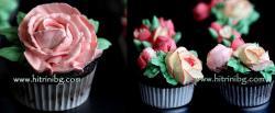 Швейцарски крем за декорация на торти и мъфини