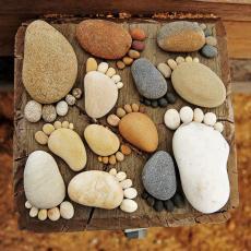 Изкуство от камъни