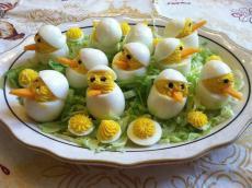 Пиленца - салата за предястие