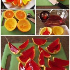 Хитринки за портокалови резенки