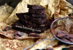 Домашен шоколад - рецепта за ценители