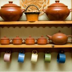 Етажерка за кухнята и механата