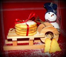 Маслени сладки за Коледа
