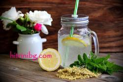 Газиран сок от бъз (свирчовина)