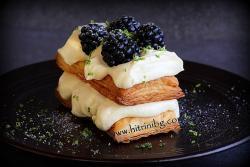 Милфьой - неустоим десерт с плодове
