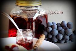 Домашно сладко от грозде