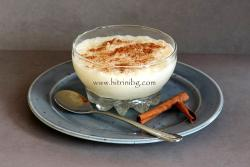 Мляко с ориз и канела - класика