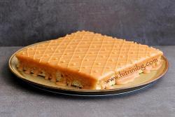 Тофи сладкиш - авторска рецепта
