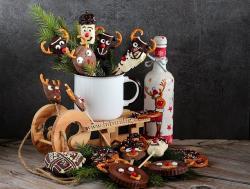 Коледни лакомства с шоколад