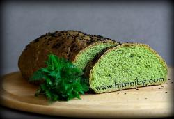 Хляб с коприва - различен и вкусен