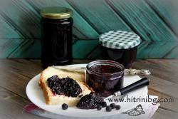Сладко от боровинки - домашна рецепта