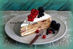 Домашна френска селска торта