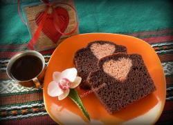 романтичен кекс за Св. Валентин