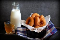 Пържени гевречета - лесна рецепта