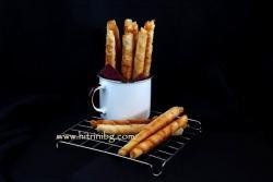 Цигара бюрек - банички от турската кухня
