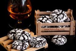 Напукани сладки с шоколадов вкус