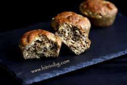 Диетични хлебчета без брашно